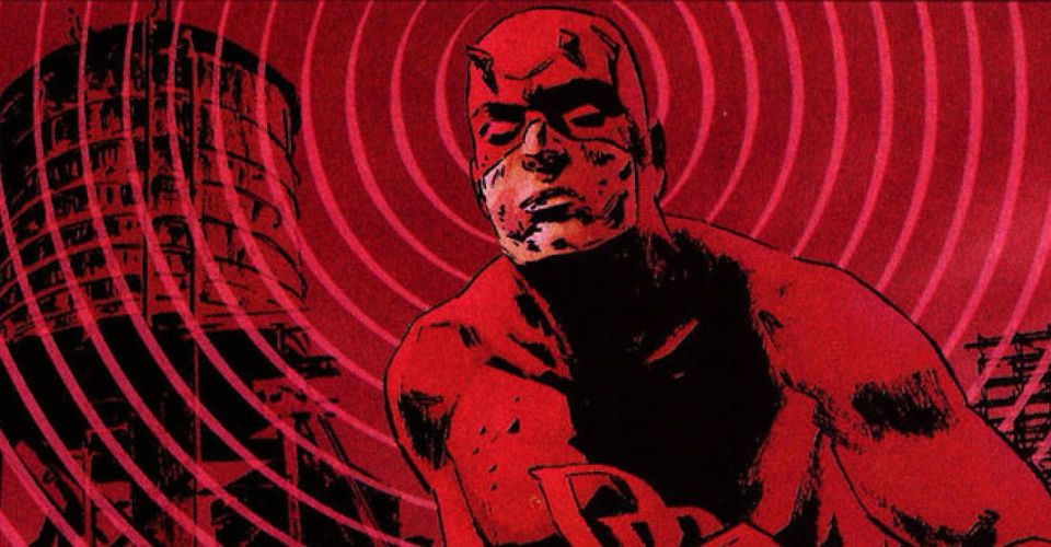 Daredevil has a unique way of perceiving the world – one readers can experience in GraphicAudio Productions' comic book adaptations! | Screenrant