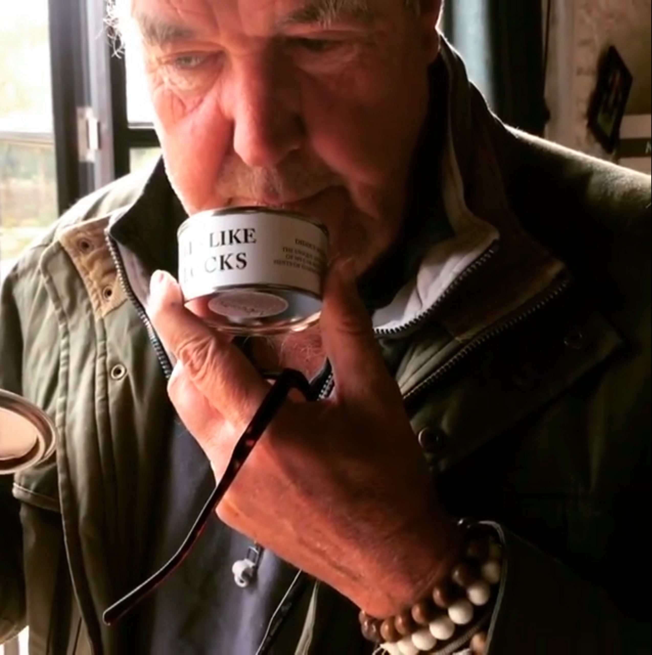 Jeremy Clarkson flogs candle that smells like his privates after being inspired by Gwyneth Paltrow | The Sun
