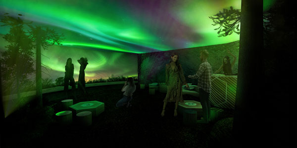 Nordic Lights Come to London in New Pop-Up Immersive Experience | The London Resident