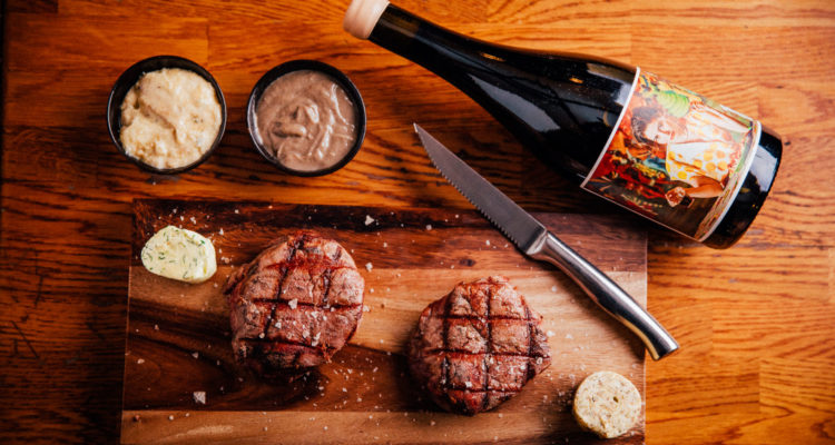 Glasgow steak restaurant Porter & Rye launches immersive dining at home experience – to support local artist | Scotsman Food and Drink