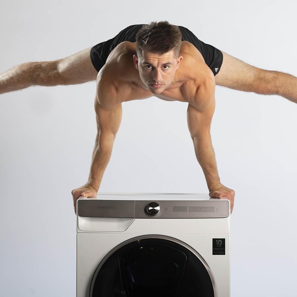 Samsung ecobubble washing machine 1