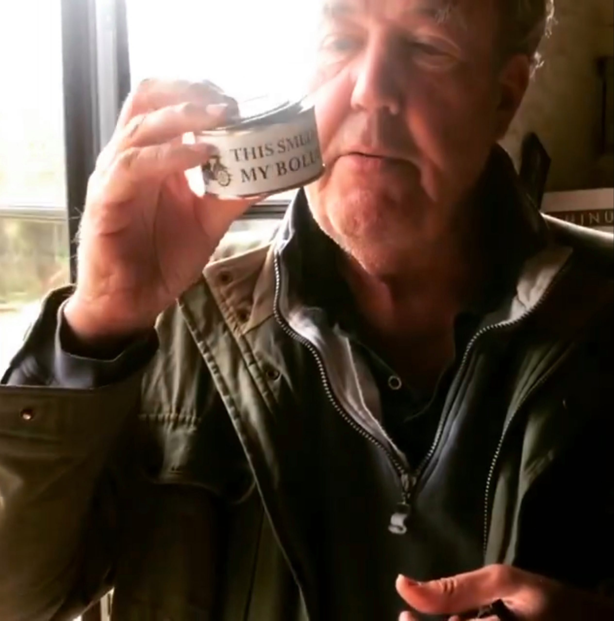 Jeremy Clarkson is flogging candles that smell like his privates — giving Gwyneth Paltrow a run for her money