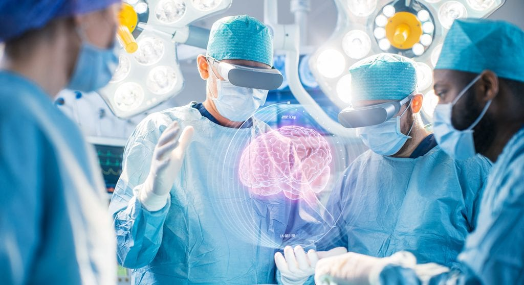 Augmented reality changing healthcare landscape | Biospectrum India