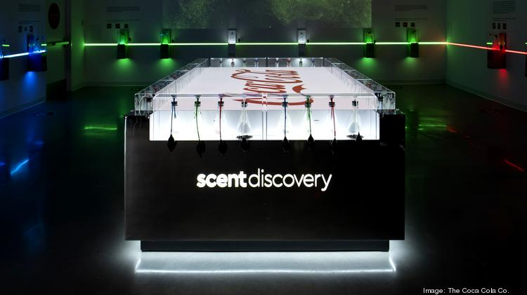 World of Coca-Cola adds Scent Discovery exhibit | Atlanta Business Chronicle