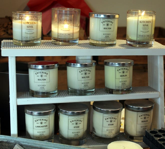 Candles get their scent from chef's inspirations | Telegram