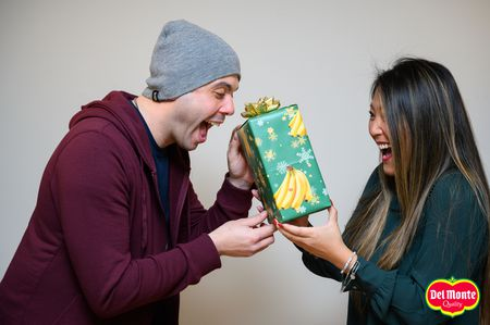 Del Monte giving away banana and pineapple scented wrapping paper | pennlive.com