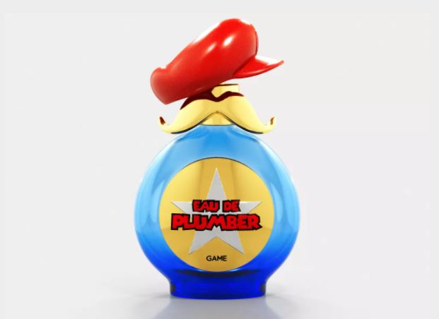 "Smell like Mario this festive season with this ""luxury"" game-themed perfume 