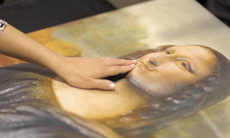 New Partnership Lets the Blind Experience Pictures Through Touch | Associations now