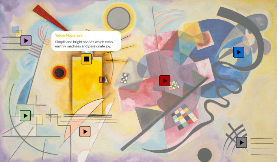 Google tries to replicate synesthesia with its latest experiment | Yahoo