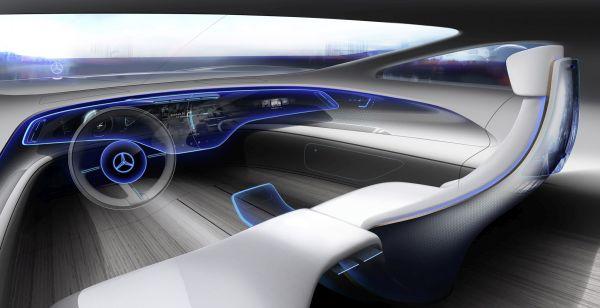 The Mercedes EQS: design for all the senses | automobilsport.com