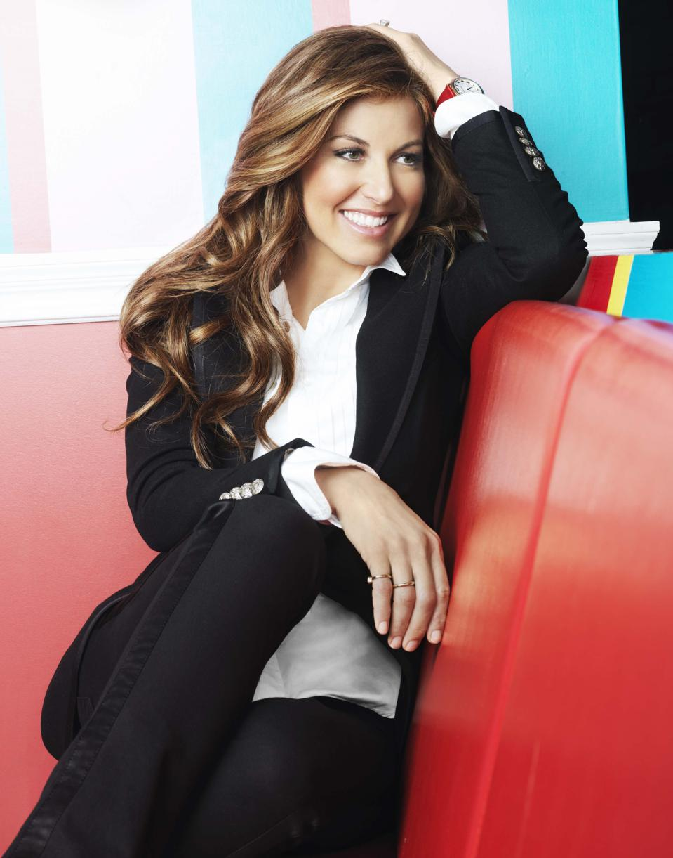 Dylan Lauren, founder and CEO of Dylan's Candy Bar