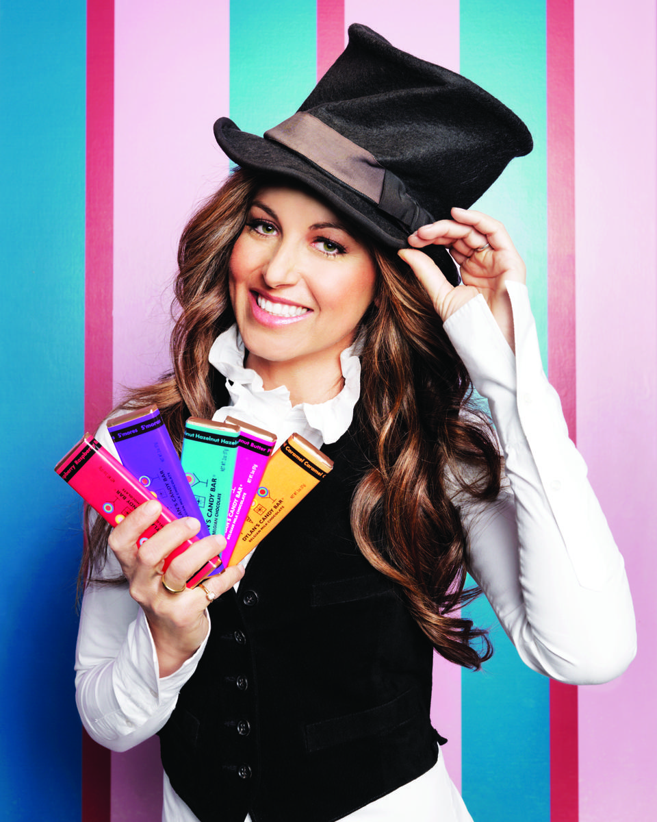 How Dylan Lauren Uses Color And Candy To Awaken Everyone's Inner Child | Forbes