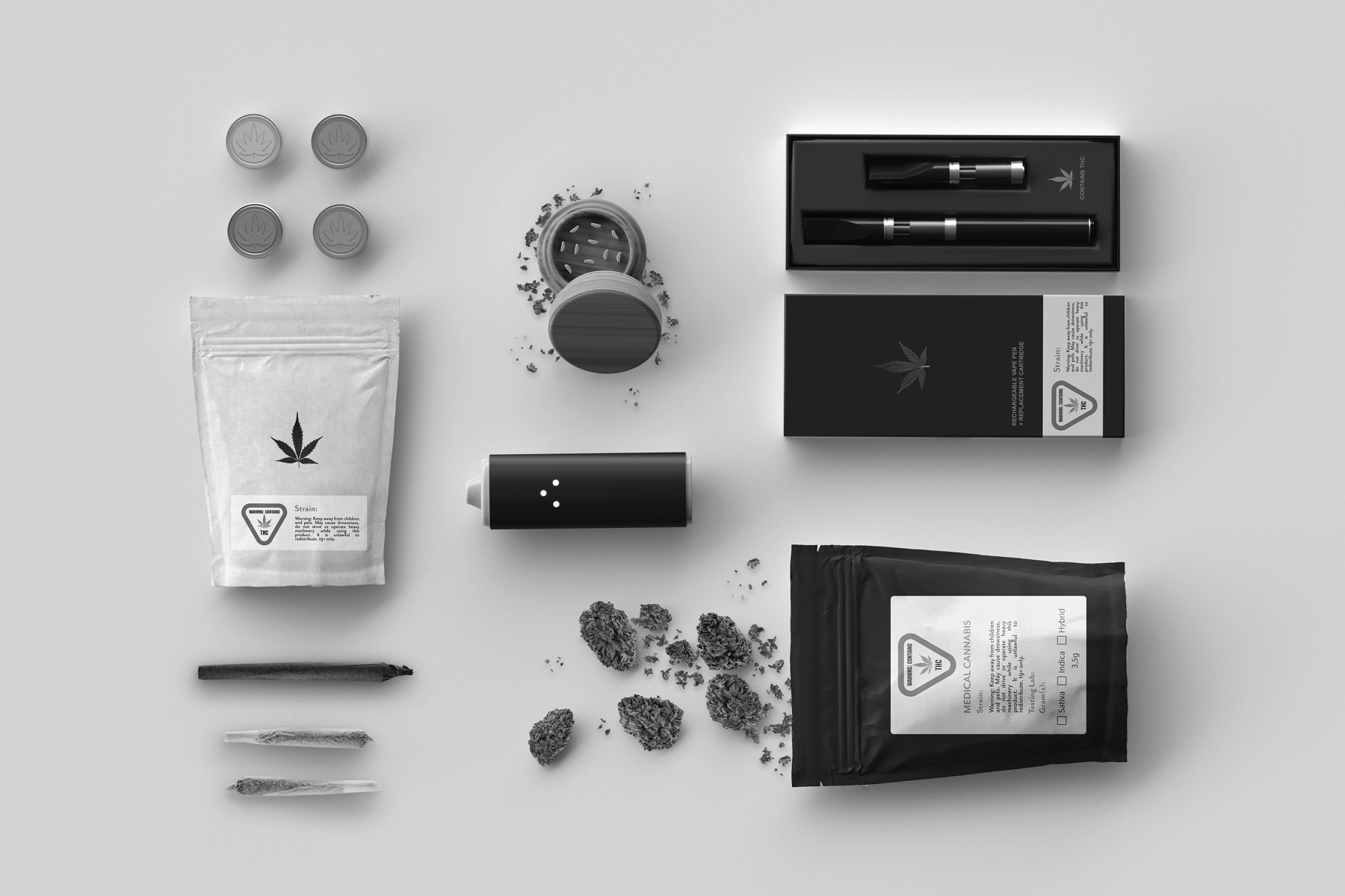 How Cannabis Brands Are Taking Sensory Experiences to the Next Level | Rolling Stone