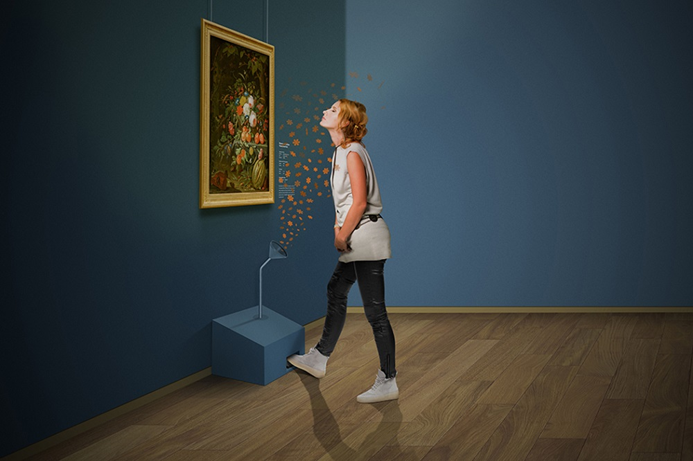 The Hague's Mauritshuis brings smells to the museum (VIDEO)   Malay Mail