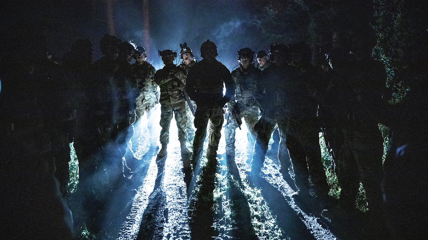 New Army Training Doc Outlines Ways To Give Soldiers Superhuman-Like Sensory Perception   The Drive