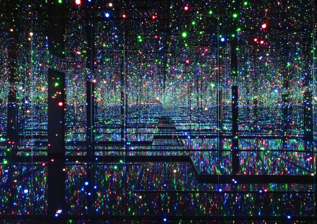 tate modern infinity room