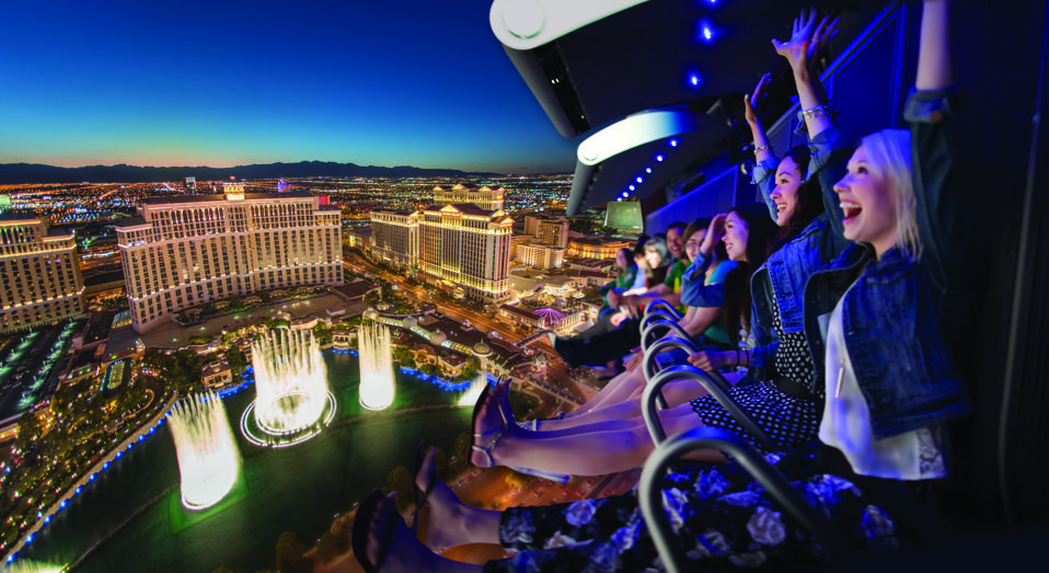 This Brand New Las Vegas Attraction Flies To Grand Canyon Without Leaving The Strip | Forbes