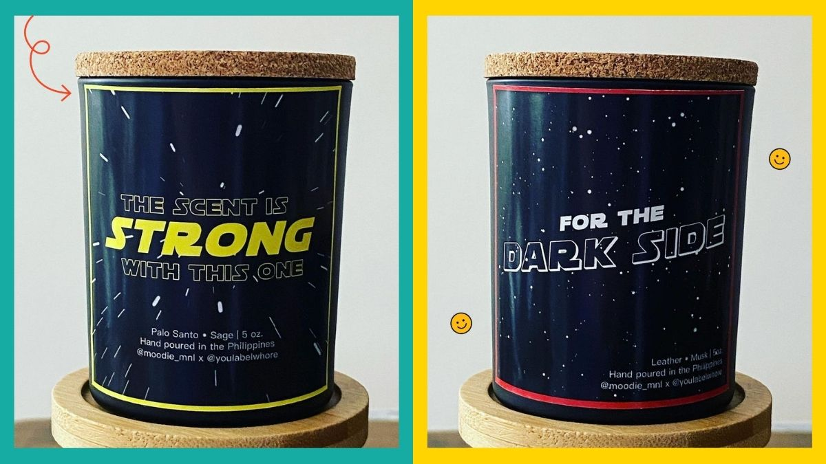You Need These *Super Cool* Star Wars-Themed Scented Candles In Your Collection RN | Cosmo.ph
