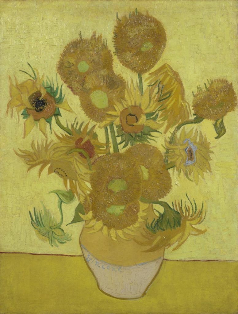 Want to Smell Like Van Gogh's Sunflowers? The Van Gogh Museum Is Working With a Fragrance Brand to Produce Custom Perfumes | Artnet