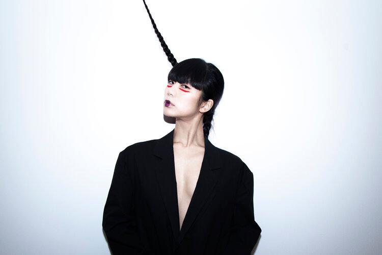 Japanese vocalist Hatis Noit, the musician behind 'Fernweh' incense