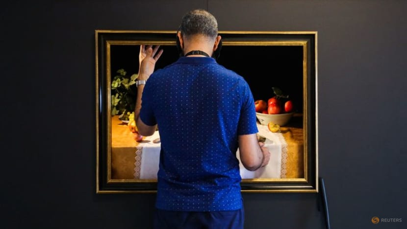 Dutch museum fills 'Blind Spot' with exhibit for visually impaired | Channel News Asia