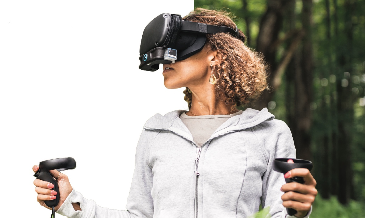Ketamine One, OVR Technology Partner to Provide Scent-Enabled Virtual Reality for Patients   Hit Consultant