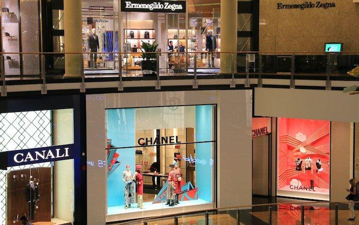 Fashion retail stores