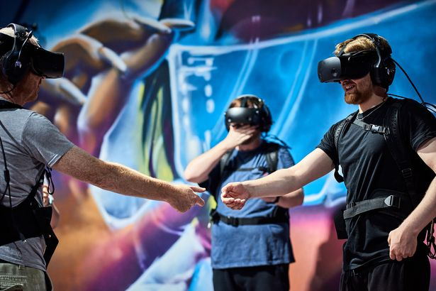 New 4D virtual reality experience in Digbeth to 'dazzle guests' with 'incredible' scent technology   Birmingham Live