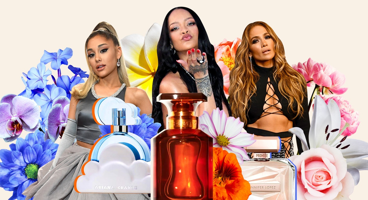 Why Are We So Obsessed With Celebrity Scents? | Bustle