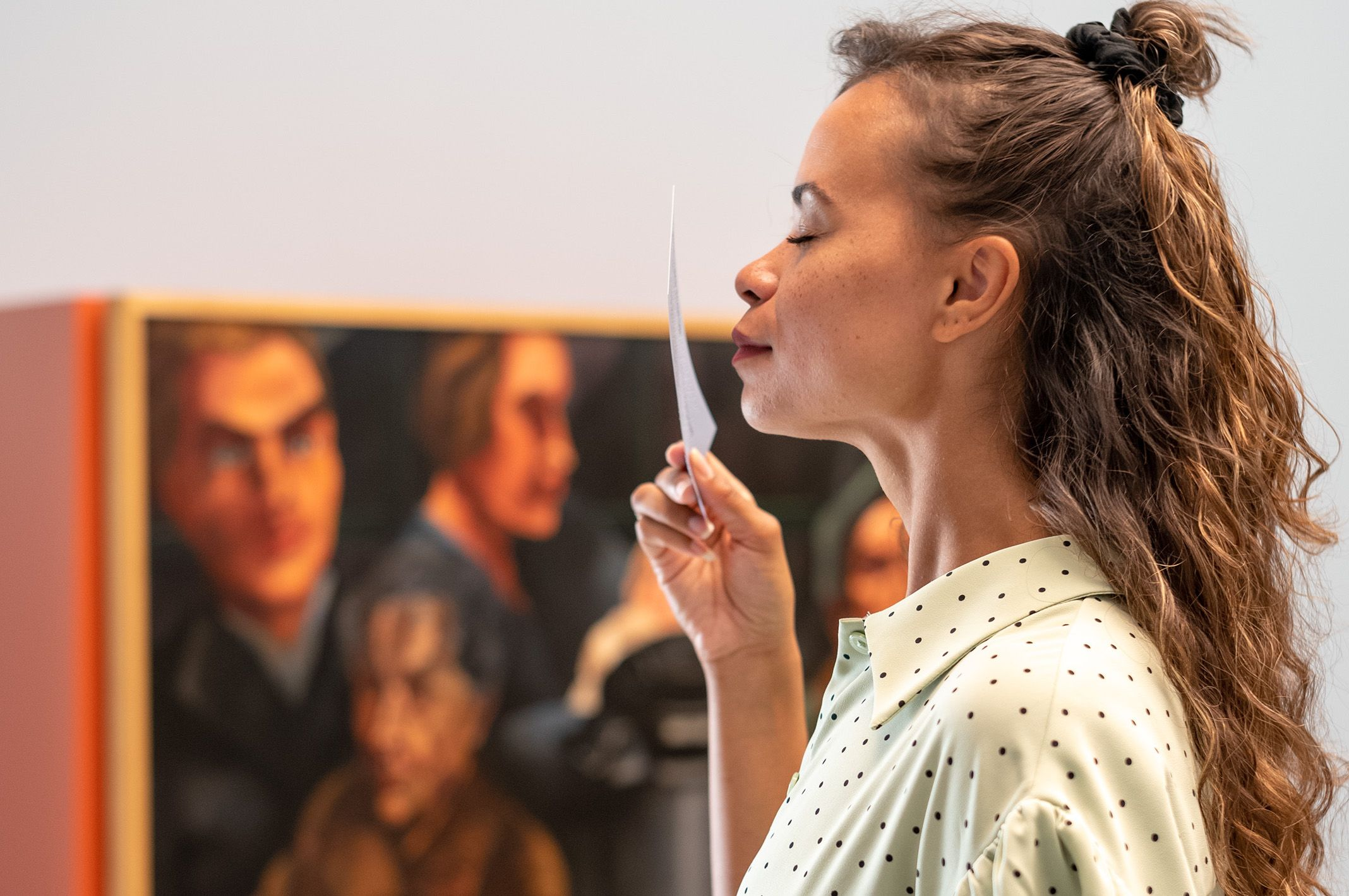 Van Abbemuseum launches the Netherlands' first, fully multi-sensory exhibition   MuseumNext