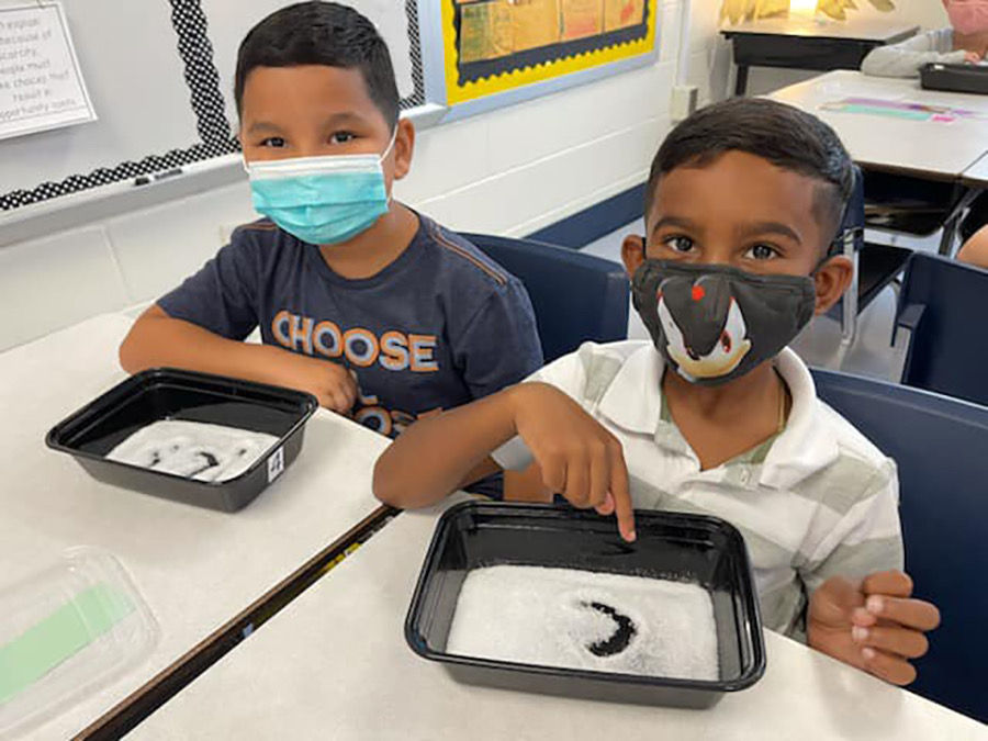 Rockets rock reading with all five senses | The Citizen