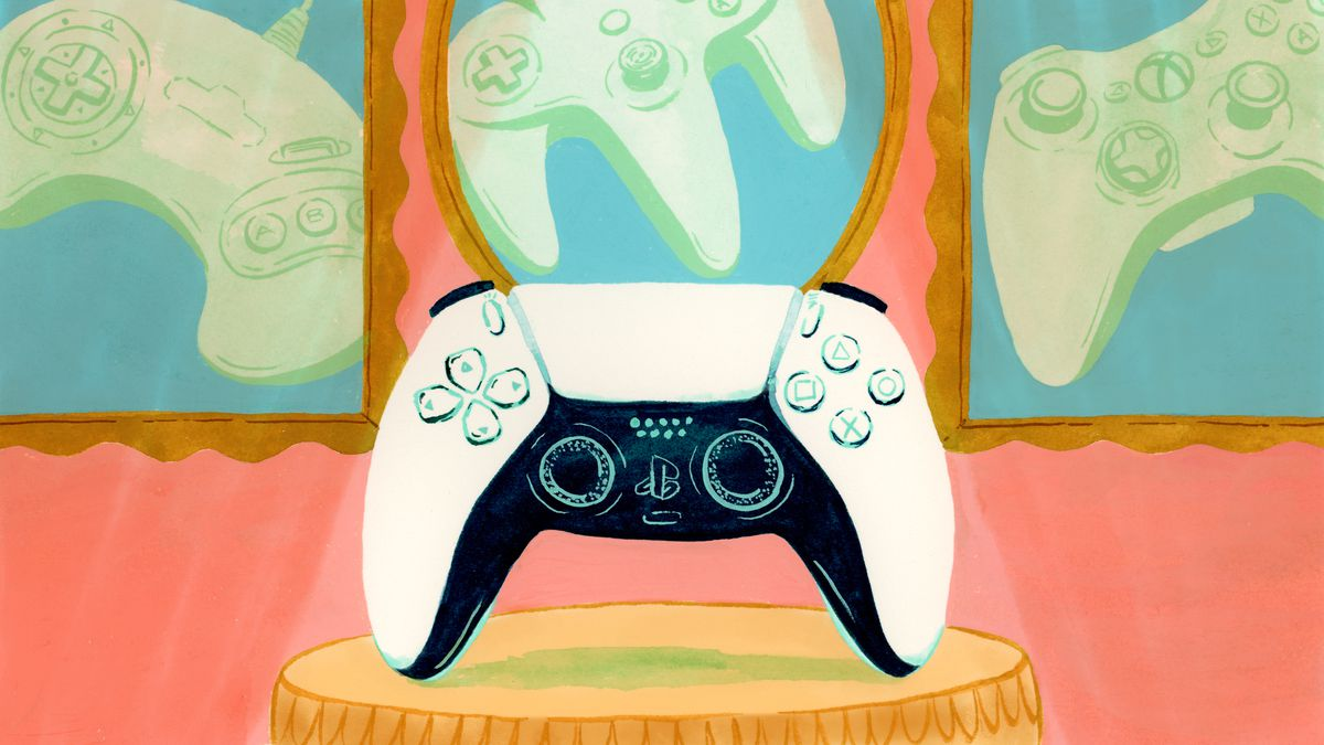 Video Games' Sensory Revolution: How Haptics Reinvented the Controller   The Ringer